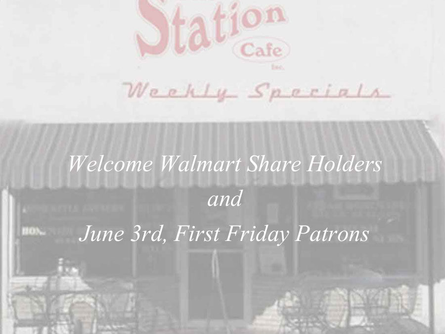 The Station Weekly Specials 5-30-16