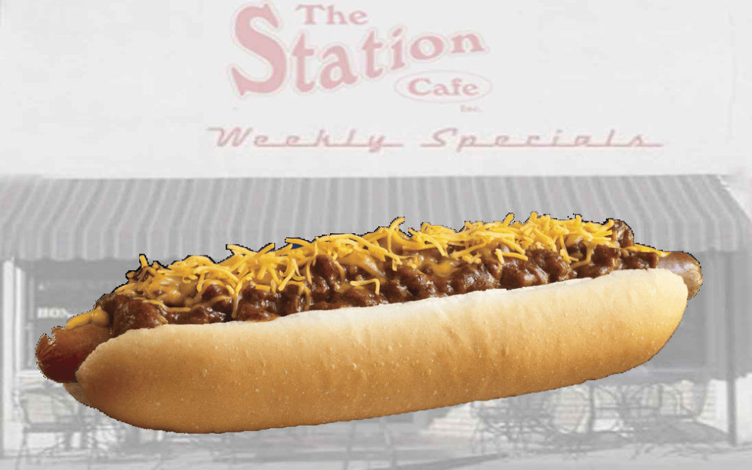 The Station Cafe Weekly Specials 10-16-17